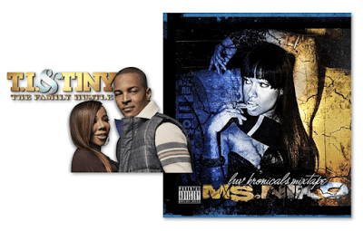 Ms. Niko TI And Tiny Separated Family Hustle
