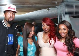 Wilson Chandler Yandy Smith