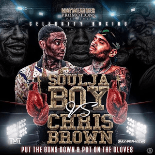 Chris Brown Vs Soulja Boy Tickets