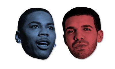 Nelly Vs Drake Twitter