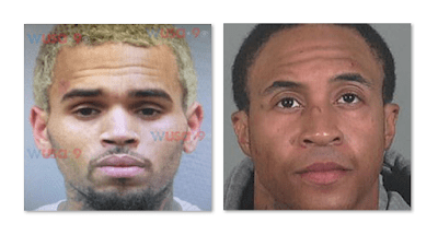 Is Orlando Brown Related To Chris Brown? Brothers?