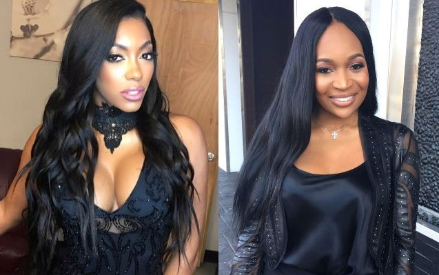 Porsha Williams Marlo Hampton