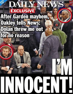 Charles Oakley Memes Arrested Video