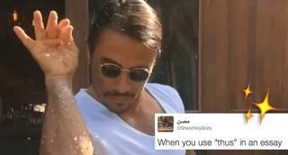 Salt Bae Meme