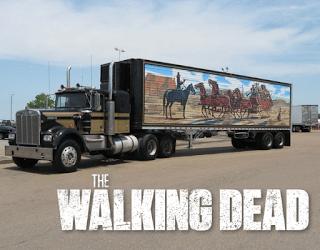 Smokey And The Bandit Truck Trailer Semi TWD