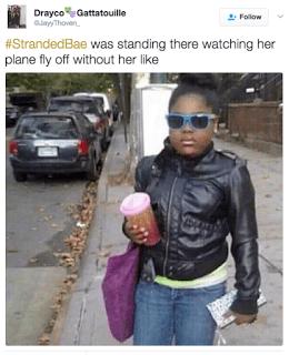 Stranded Bae Meme