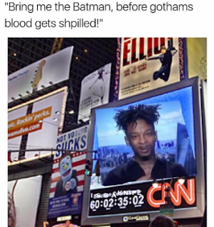 21 Savage Meme Iss Joke