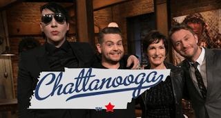 Is Marilyn Manson Bob From Chattanooga Talking Dead?