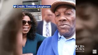 Oprah Winfrey Timothy Caughman