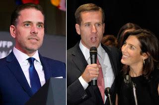 Joe Biden's Son Dating His Deceased Brother's Widow