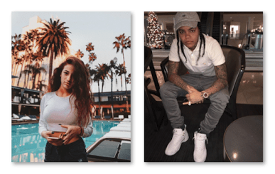 Danielle Bregoli And Young MA Dating? Age?
