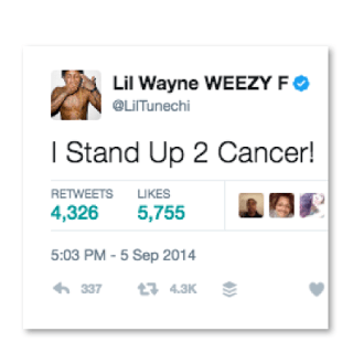 Does Lil Wayne Have Cancer?