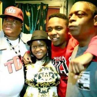 Kendrick Lamar Parents Paula Oliver Kenny Duckworth