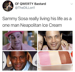 Sammy Sosa Pepto Bismol Memes