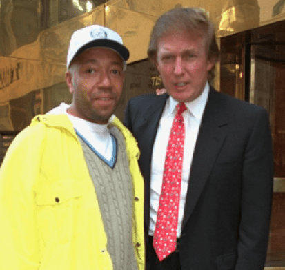 Russell Simmons Letter To Trump