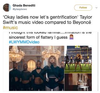 Taylor Swift Gentrification Meme
