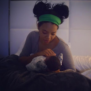Angela Simmons Baby Daddy