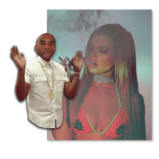 Charlamagne Tha God Chanel West Coast Ridiculousness