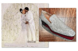 Gucci Mane Wedding Shoes