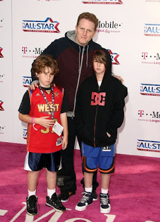 Michael Rapaport Sons Julian And Maceo
