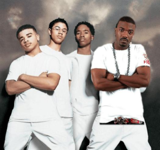 Ray J B2K Reunion Net Worth