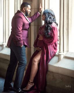 Tanisha Thomas Pregnant Weight Loss Boyfriend