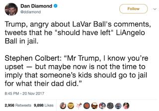 LaVar Ball Chris Cuomo