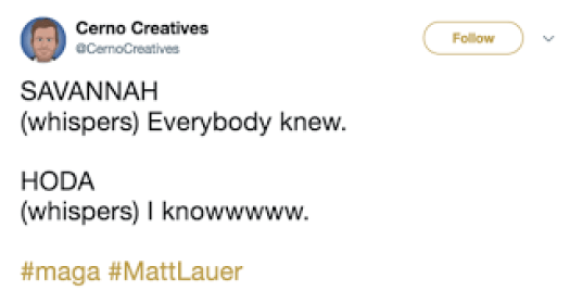 Funny Matt Lauer Memes
