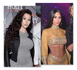 Reggie Bush Wife Kim Kardashian