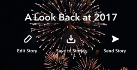 Snapchat Memories Story 2017 How To