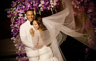 DeVon Franklin Meagan Good Wedding