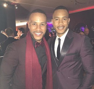 Does Andre From Empire Have A Twin?