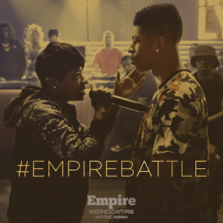 Empire Rap Battle Hakeem Freda
