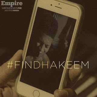 Hakeem From Empire #FindHakeem