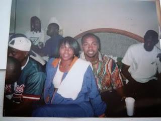 Ayanna Jackson, Tupac Shakur