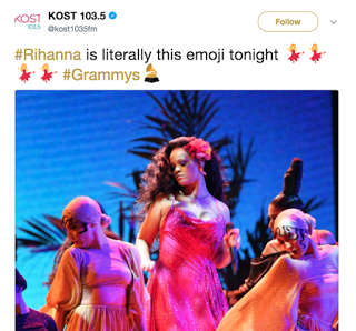 Grammy Memes Rihanna