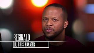 Lil Bri Manager Reginald