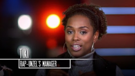 RapUnzel Manager Tiki Mother