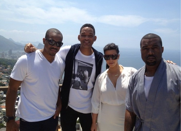 Duane Martin Has Rich Friends