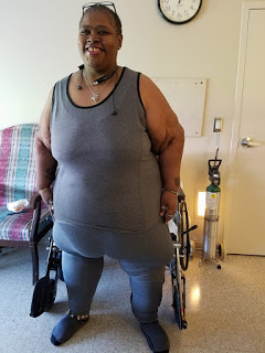 Teretha Hollins Neely My 600 lb Life Now
