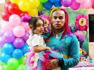 6IX9INE Daughter