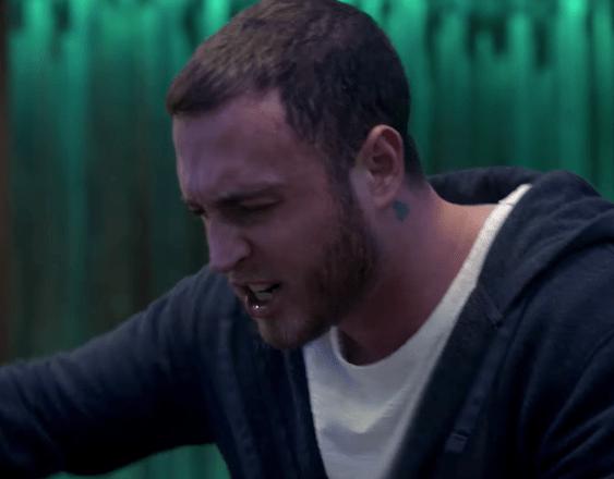 Blake On Empire White Rapper Chester Marlon Hanks