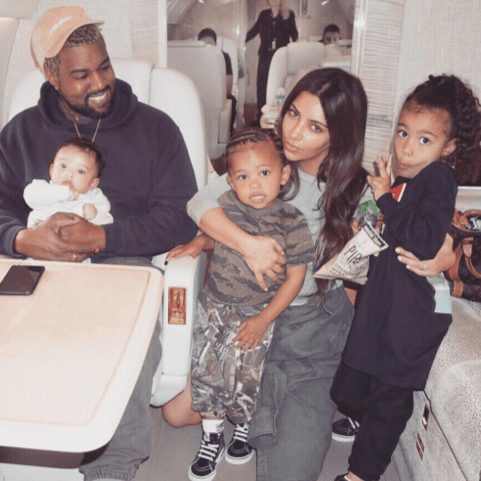 How Many Kids Does Kanye West Have?