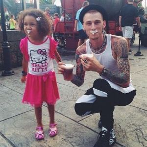 MGK Daughter Casie Colson Baker