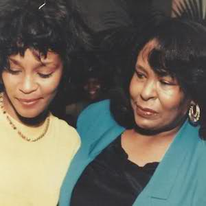 Whitney Houston Carole Brown