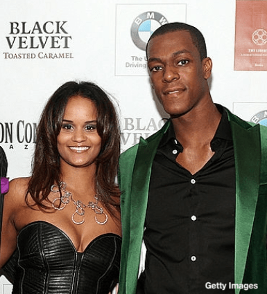 Rajon Rondo Wife Ashley Bachelor