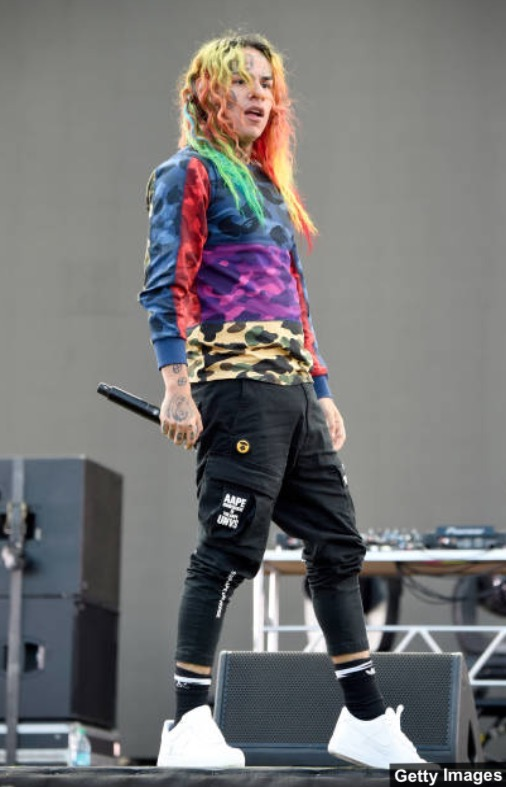 Is 6IX9INE Dead?