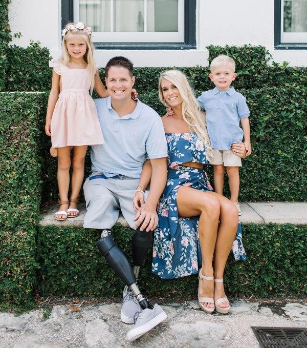 Brian Kolfage Wife Ashley