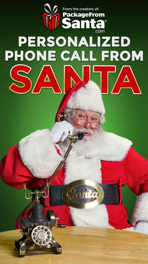 How To Call Santa Claus Free Kids App 2018