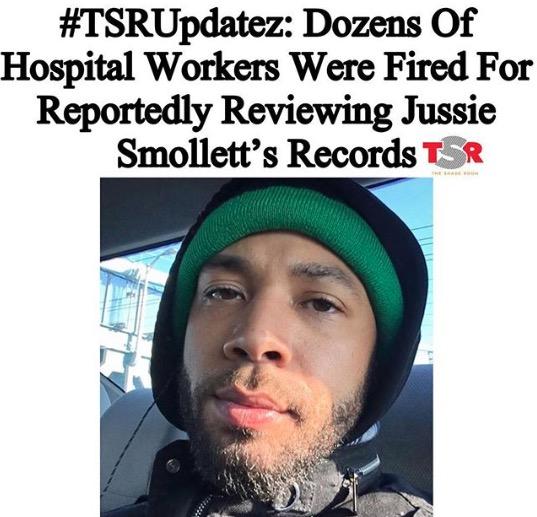 Jussie Smollett Update